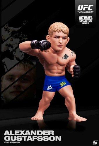 Round 5 UFC Series 12.5 Limited Edition Action Figure - Alexander Gustafsson