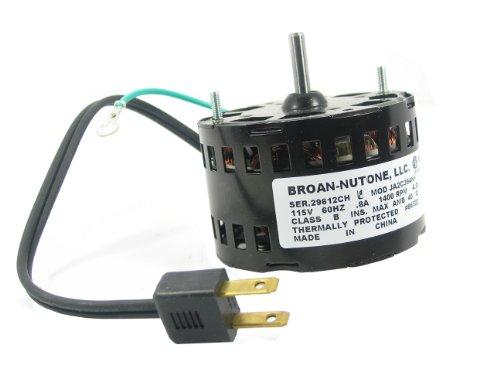 NuTone 86322000 Ventilation Fan Motor