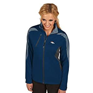 NFL Denver Broncos Ladies Discover Jacket by Antigua