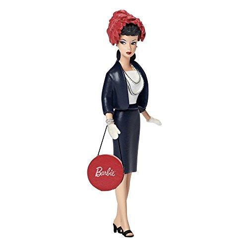 Commuter Set Barbie 2014 Carlton Heirloom Ornament
