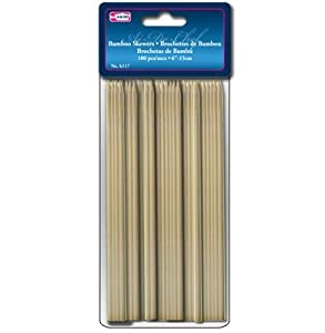 Ai-De-Chef 100 Bamboo Skewers 6 by Ai-De-Chef