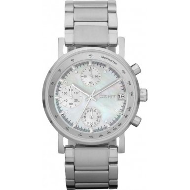 DKNY Ladies Chronograph Watch