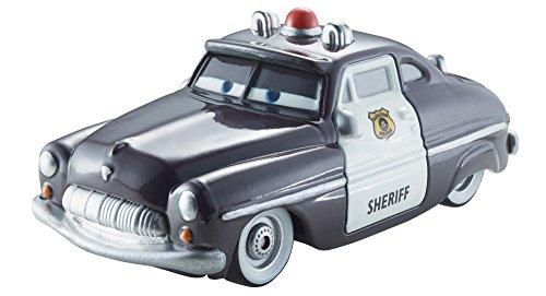 Disney Pixar Cars CKD19 Farbwechsel Fahrzeuge (Color Changers Cars) Sheriff