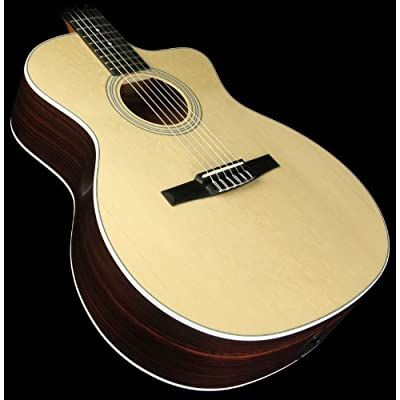 Taylor 214ce-N Nylon String Grand Auditorium Acoustic Guitar , Rosewood review