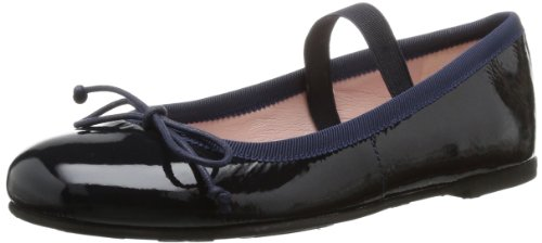 Pretty Ballerinas Girls Pretty Ballerinas Ballet Flats Blue Blau (KLEE NAVY) Size: 12.5 (31 EU)