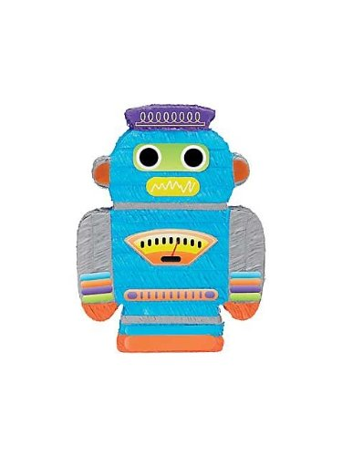 Conventional Robot Pinata