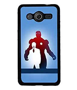 printtech Superhero Avengers Back Case Cover for Samsung Galaxy Core 2 G355H