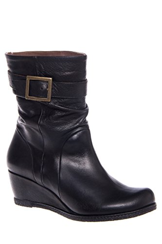 Rosanna Low Wedge Boot