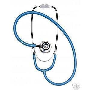 Pediatric Dual Head Stethcoscope Black