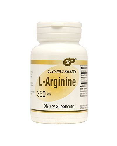 L-Arginine 350mg Sustained Release 180 Tabs by Endurance Products