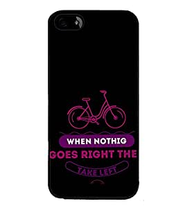ifasho Designer Phone Back Case Cover Apple iPhone 5S ( Those Who came from Nothing )
