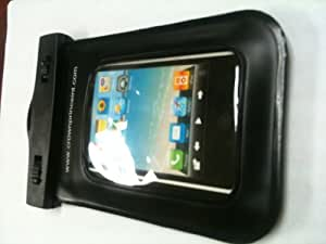Waterproof Case for Apple Iphone 4, 4s, Ipod Touch, Iphone 3g, 3gs, Droid, and Other Smartphones