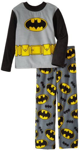 Batman Boys 8-20 2 Piece Fleece Pajama Set at Gotham City Store