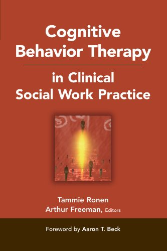 Cognitive Behavior Therapy In Clinical Social Work Practice (Springer Series On Social Work) front-1042679