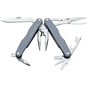 Leatherman 70208003K Juice S2 Pocket Multi-Tool , Storm Gray by Leatherman