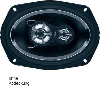 mac Audio MPE-69.3 Auto-Lautsprecher (360 Watt,