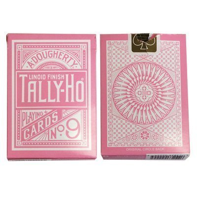 tally-ho-reverse-circle-back-pink-limited-ed-by-aloy-studios-uspcc-by-tally-ho