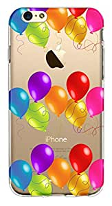 WOw Crystal Clear Transparent Printed Back Cover Case For Apple iPhone 6 Plus