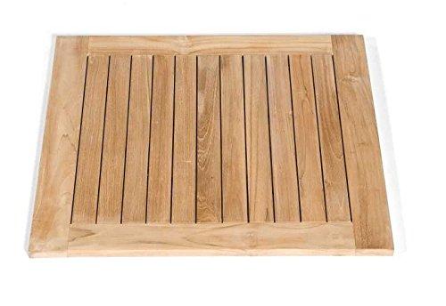SonnenPartner Tischplatte Tunis Teakholz-Natur 70 x 70 made by Müsing online kaufen