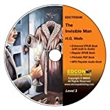 img - for The Invisible Man by H.G. Wells CD-ROM for eBooks, Audio-Books, Computers, Mobile Reading and Listening Devices (Bring the Classics to Life) (Bring the Classics to Life) book / textbook / text book
