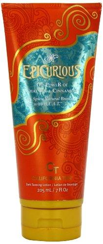 California Tan Epicurious Chai Tea & Cinnamon Bronzer - 7 Oz.