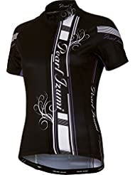 PEARL iZUMi ELITE LTD Jersey short sleeve womens Ladies black 2014