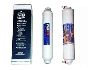 Kit filtres 1 an pour votre purificateur filtre à eau ECODRINK