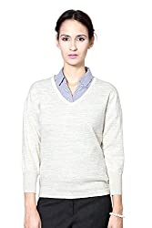 Annabelle by Pantaloons Women's Sweater_Size_Medium