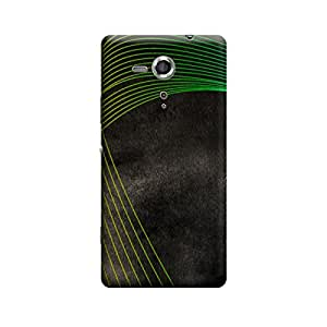 iCover Premium Printed Mobile Back Case Cover With Full protection For Sony Xperia SP (Designer Case)