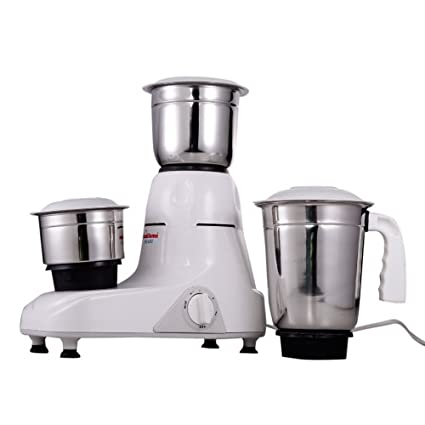 Sunflame Smart 3 Jar 500W Mixer Grinder