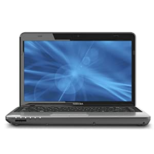 Toshiba Satellite L745-S4355 14.0-Inch Laptop