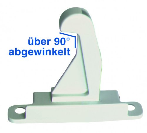 Türhaken(TR)weiß, passend zu Geräten von:Bosch Constructa Merker NECKERMANN L...
