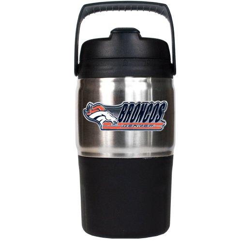 Nfl Denver Broncos 48-Ounce Travel Jug front-382886