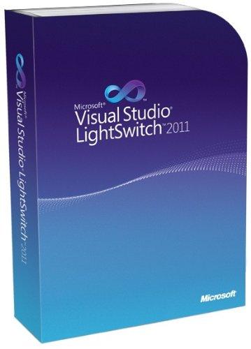 Microsoft Visual Studio LightSwitch 2011