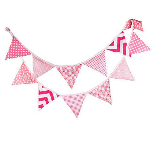 G2Plus-33M-Triangle-Pennant-Flags-Vintage-Bunting-Floral-Cotton-Banner-Kit-Pennant-Garland-For-WeddingFestivalsNurseryOutdoor-Pennant-Hanging-Decoration