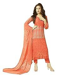 KALAKAR FASHION Womens Chiffon Dress Material