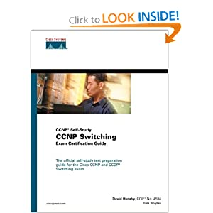 Cisco Ccnp Switching Exam Certification Guide