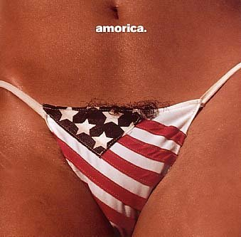 Original album cover of Amorica by Black Crowes