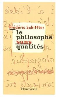 Philosophie sans blabla ni Chichi – 8 epub de Frédéric Shiffter