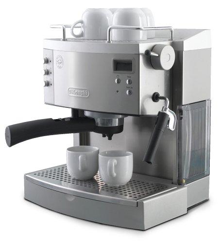 De'Longhi EC730 Espresso/ Cappuccino Maker (Stainless Steel)