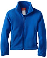 Dickies Big Girls' Polar-Fleece Zip Jacket