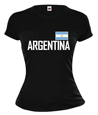 Buy Girlie T-Shirt Argentina by buXsbaum