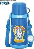 THERMOS ステンレスボトル ドラえもん ブルー FBD-605D BL