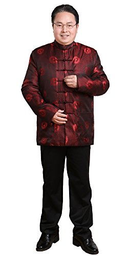 avacostume-mens-chinese-kung-fu-style-shanghai-tang-jacket-suit-m-red