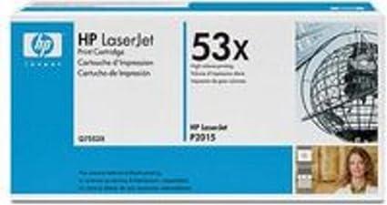 HP Q7553XC Cartouche de Toner pour HP LJ P2015