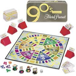 Trivial Pursuit 90s edition