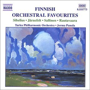 Finnish Orchestral Favourites from Naxos