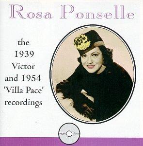 Rosa Ponselle S Villa
