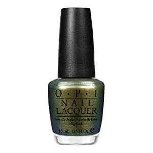 OPI The Amazing New Spider-Man Collection, Just Spotted The Lizard