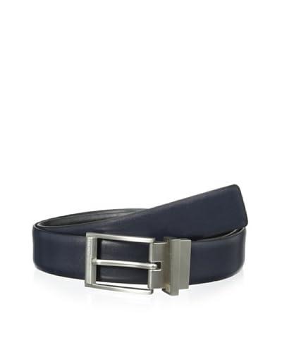 Calvin Klein Men's Reversible Feather Edge Belt